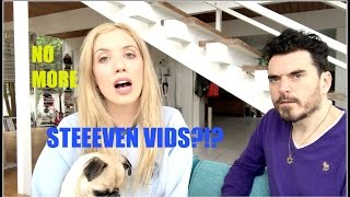 "NO MORE ""ME TRYING TO FLIRT"" VIDS?!?  LAURA C..."