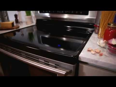 Electrolux Self-Cleaning Oven   Electrolux Kitchen Range with Fresh Clean™ Technology