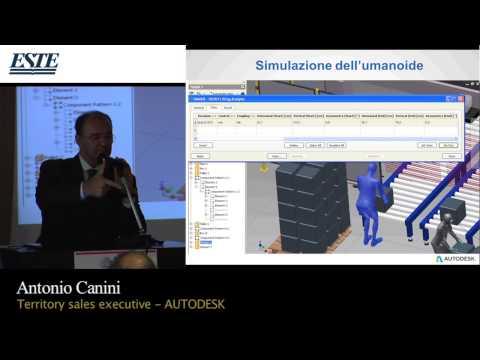 Antonio Canini, AUTODESK – FabbricaFuturo Verona 2014