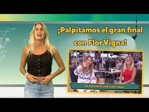 Palpitamos con Flor Vigna el gran final de 'Mi hermanos es un clon'