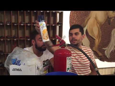 •CONSERJES DE PRIMERA• Rodriguez Galati #MisaCochina