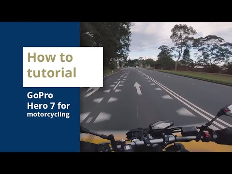 Is the GoPro Hero 7 any good for motorbikes and motovlogging?