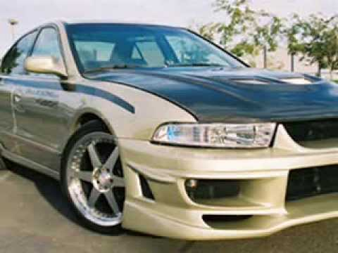2001 Mitsubishi Galant - YouTube