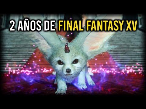 2 AÑOS de FINAL FANTASY XV | ¿Cómo lo recordáis? Revisitemos la mágica y atípica Platinum Demo