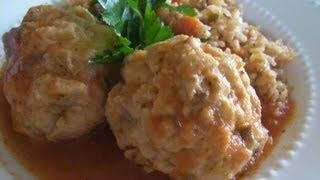 Albondigas De Pescado * Video 104 *
