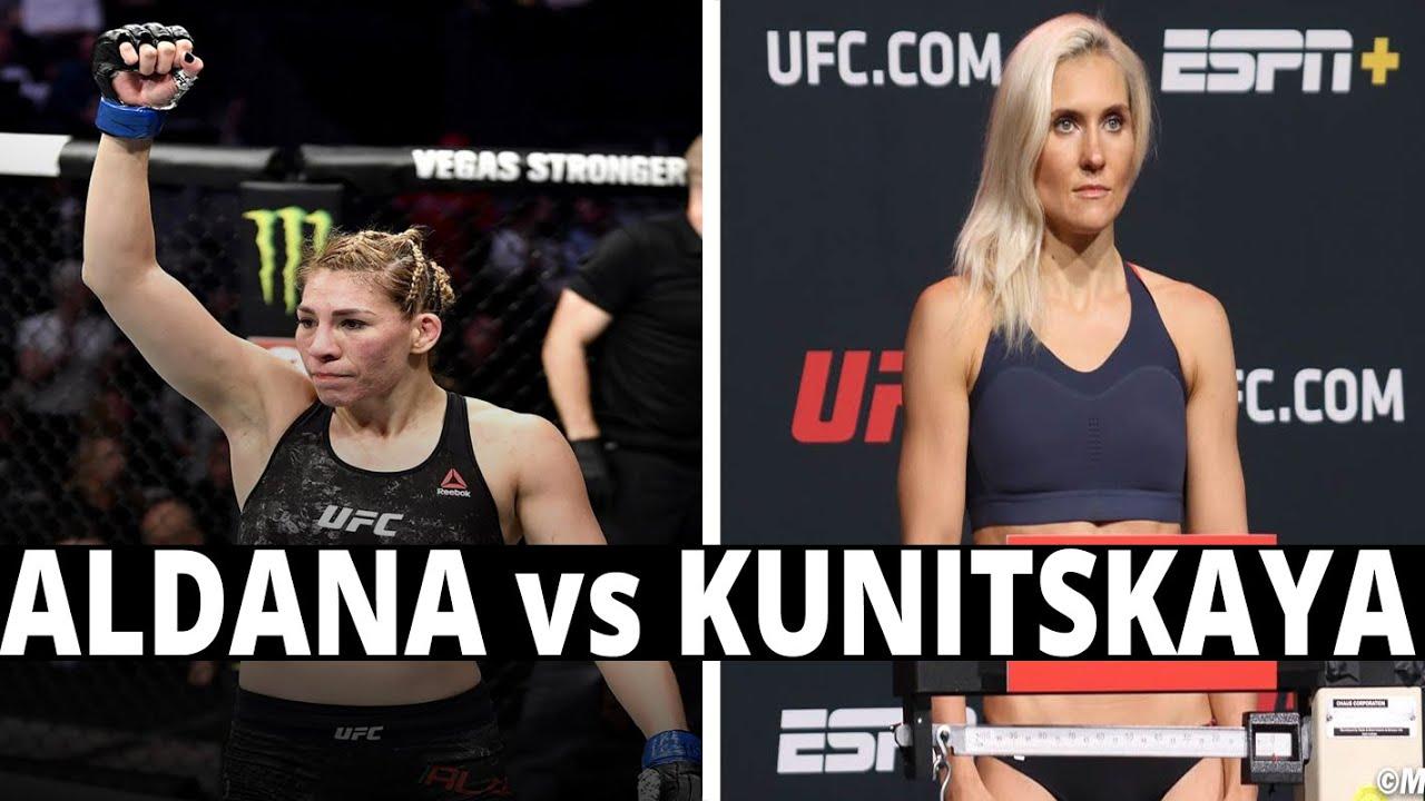 Irene Aldana vs. Yana Kunitskaya UFC 264 Odds, Pick & Prediction ...