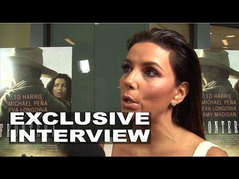 Frontera: Eva Longoria Exclusive Premiere Interview