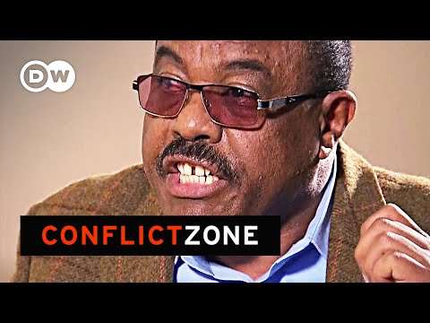 Former Ethiopia PM: Labeling me a dictator is wrong | Conflict Zone