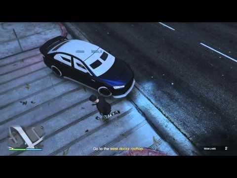 GTA V || المهمة السوداء