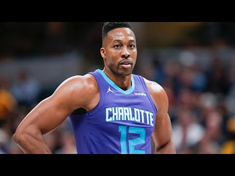 Dwight Howard to Brooklyn Nets - NBA Trades 2018