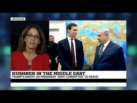 """""""There's no goal"""" - Confusion over Trump administration stance on Israel-Palestine"""
