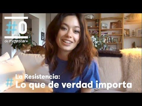 LA RESISTENCIA - Entrevista a Anna Castillo | #LaResistencia 01.04.2020