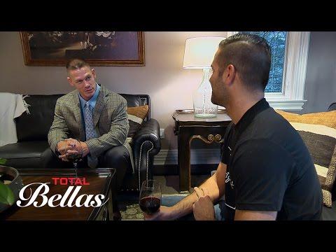 John gives J.J. career advice: Total Bellas, Oct. 19, 2016