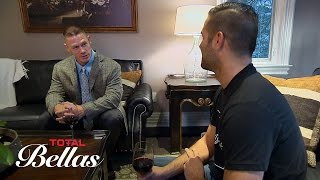 John gives J.J. career advice: Total Bellas, Oct. 19, 2016