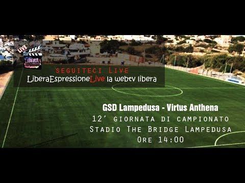 LiberaEspressioneLive   Sport  GSD Lampedusa - Virtus Anthena ore 14:00