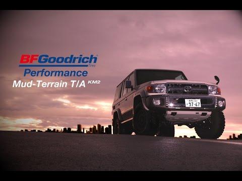 BFGoodrich Mud Terrain KM2