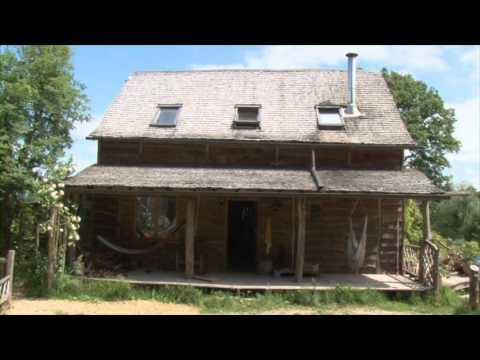 Self build timber frame homes: Woodland