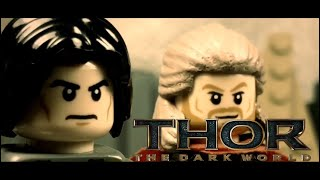 Thor: The Dark World in LEGO (Loki's Betrayal)