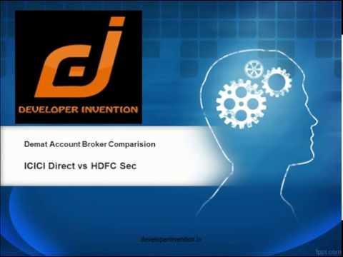 Comparision Between Stock Brokers - Beginners Guide