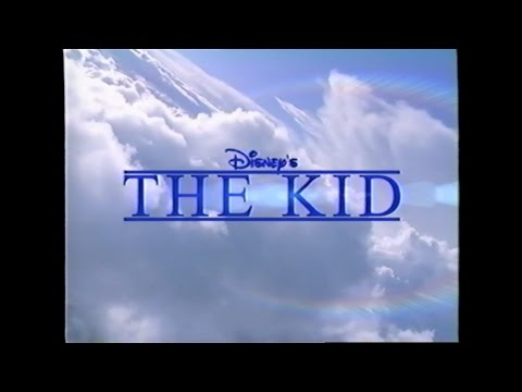 THE KID MOVIE  VHS 2000