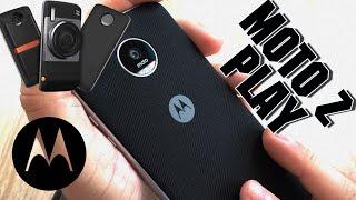 Moto Z Play от Lenovo! Это плохо или хорошо? Полный обзор!