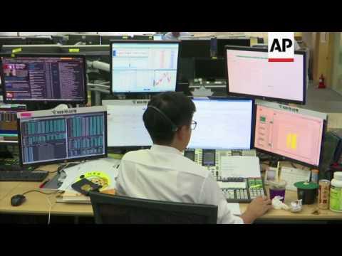 SKorea markets slump on US/NKorea tensions