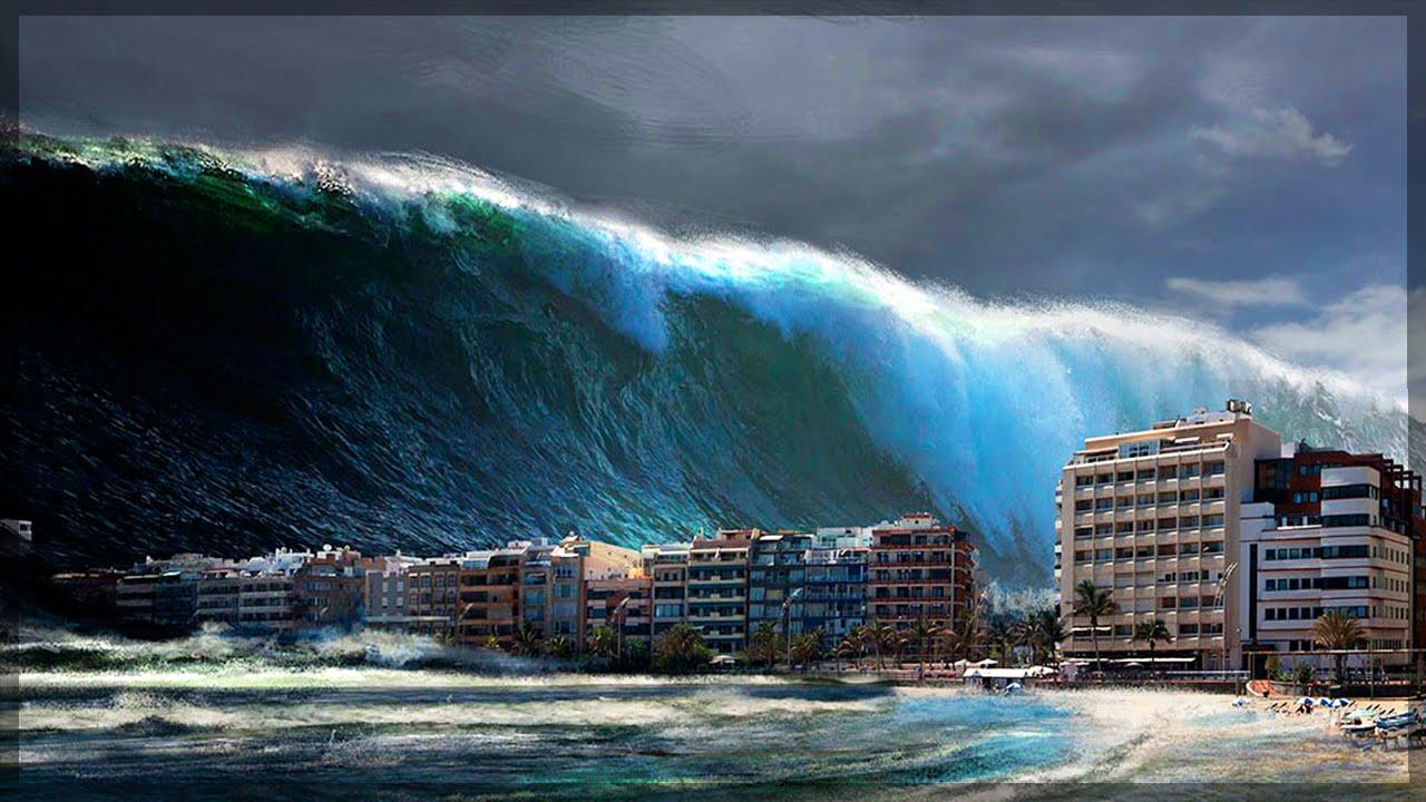 Океан волны фото