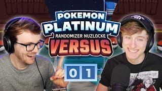 ROUND 3, FIGHT! • Pokemon Platinum Versus • EP 01