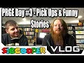 PRGE Day #3 - Pick Ups & Funny Stories | SicCooper