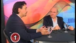 Video: Abel Cornejo en El Primero de la Semana con Jorge Villazon