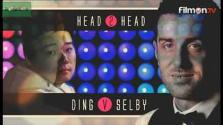 Mark Selby v Ding Junhui Session 1 Preview Final World Championship 2016 BBC