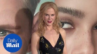 Nicole Kidman & Keith Urban at premiere for Big Little Lies - Daily Mail