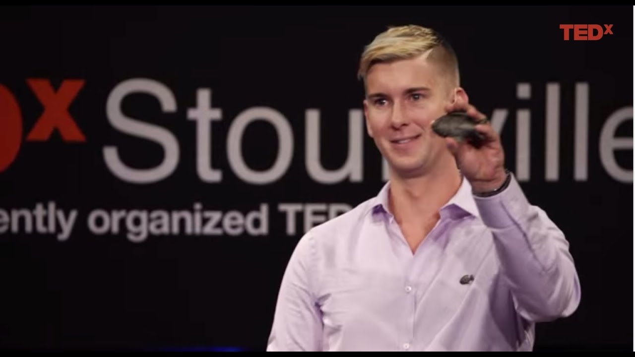Building a simple solution to a global problem   Gavin Armstrong   TEDxStouffville