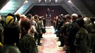 The Red Line (HD) - Battlestar Galactica Extended Finale (2009)