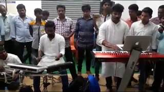 Hosanna Mandir Rajahmundry Inauguration Instrumental Live video 5