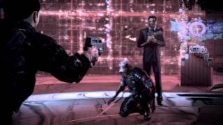 Mass Effect 3 - Extended Cut (ENDING-RED, w/ God child conversation) 1080p