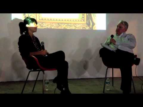 CONVERSATION WITH AGUSTINA WOODGATE AT LOCUST PROJECTS