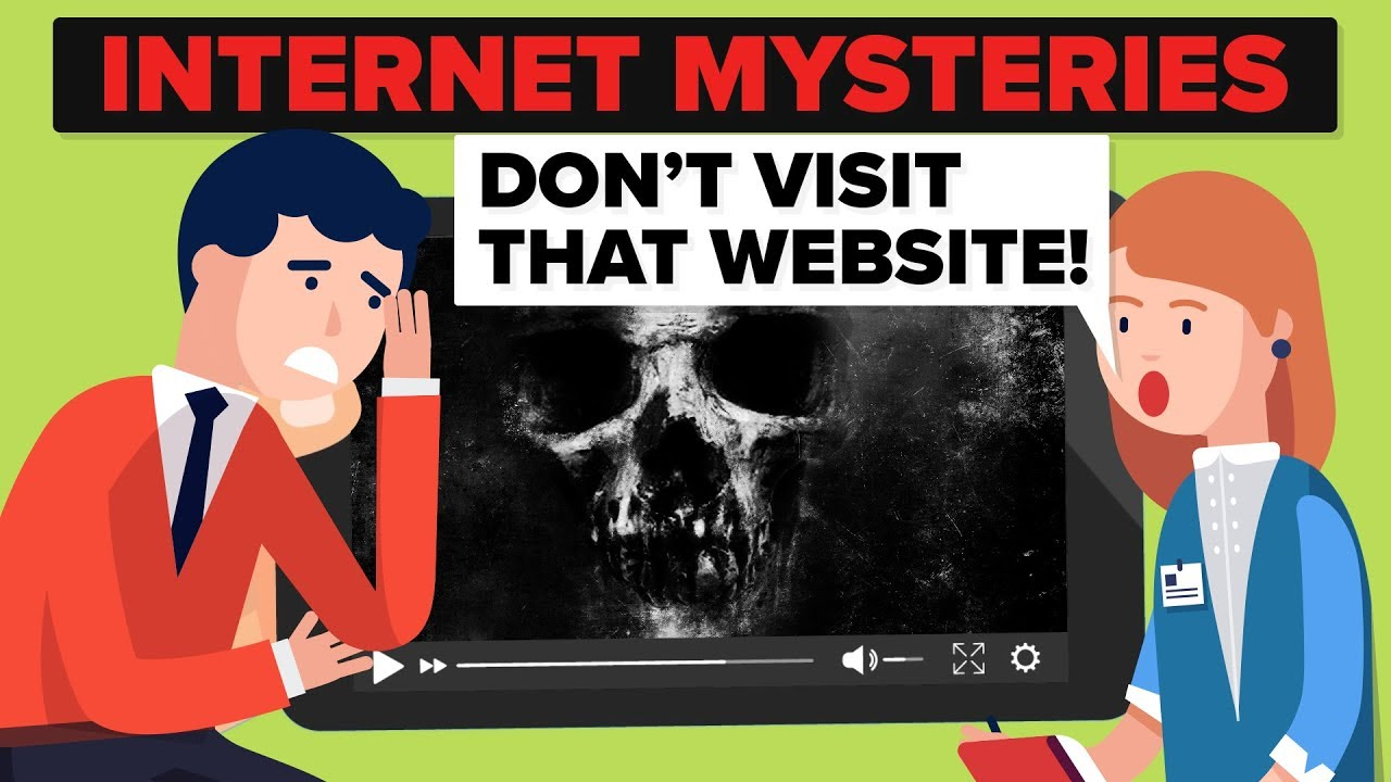 What Are The Weirdest Unsolved Internet Mysteries?