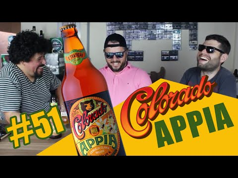 Beer4Fun Na Lata #51 - Colorado Appia