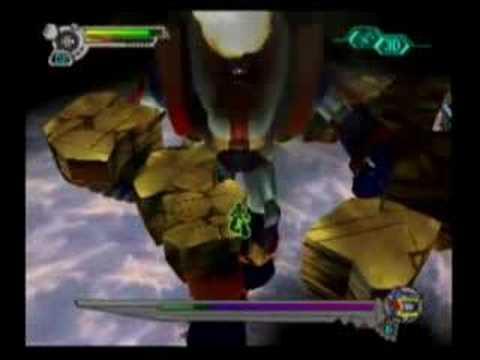 Megaman X7 - Final Battle(s)