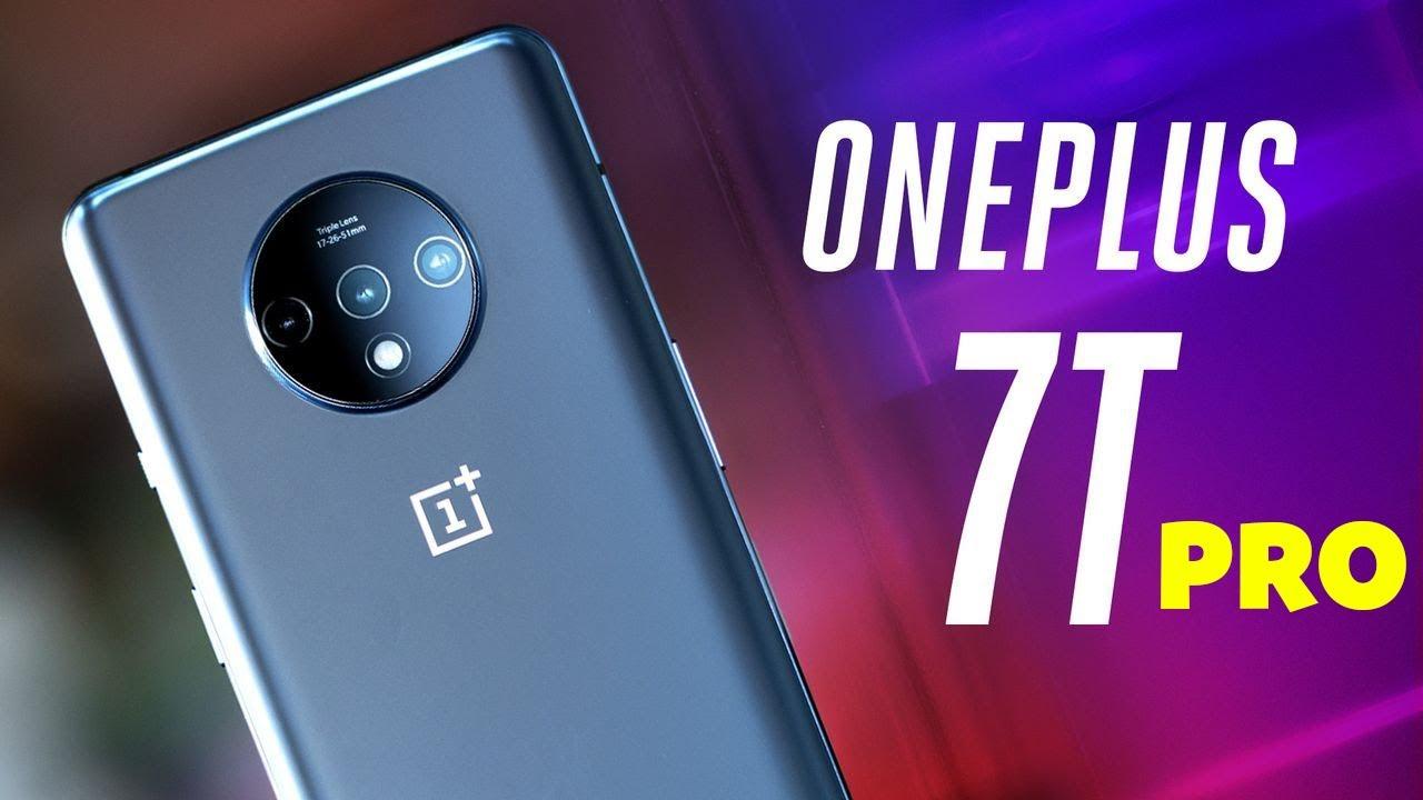 """Cận cảnh OnePlus 7T Pro: Fluid Amoled 6.7"""", Snap 855+, 3 camera, Ram 8GB giá KHÔNG RẺ"""