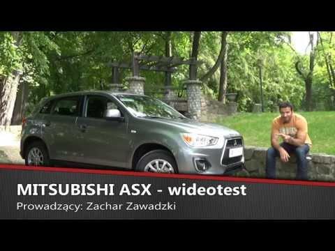 Test Mitsubishi ASX INVITE NAVI  - AutoCentrum.pl