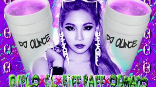 diplo cl riff raff og maco doctor pepper dj ounce chopped screwed