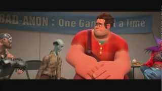 [RUS] Wreck It Ralph Official Trailer [HD] Русский трейлер