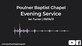 Evening Service 9th June   Ian Turner