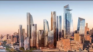 New York's Hudson Yards: Constructing The Biggest Urban Mega Project In The U.S - $20Bn