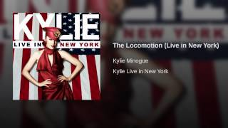 The Locomotion (Live in New York)