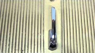 1948 GM Fridgidaire Re-chrome