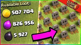 THIS IS WHAT HAPPENS ▶️ Clash of Clans ◀️ ...WHEN YOU DON'T PLAY FOR 4 DAYS