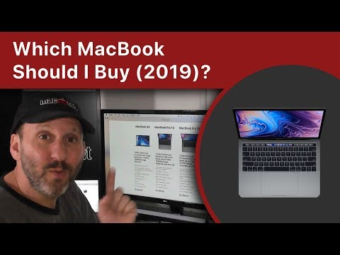 Which MacBook Should I Buy 2019